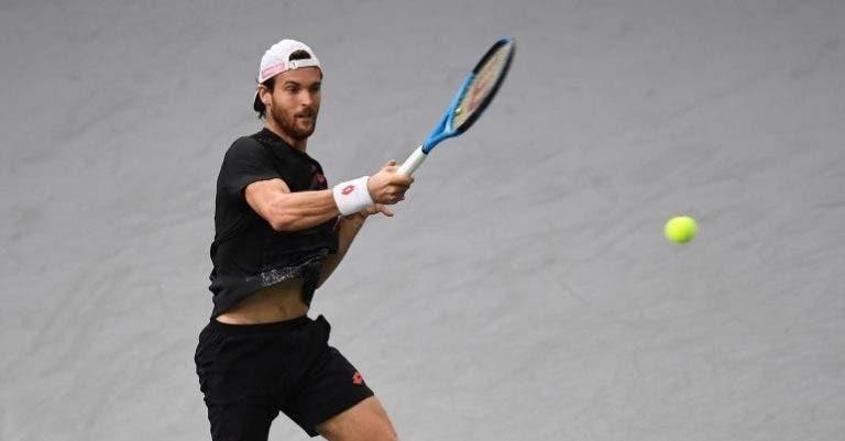 João Sousa defronta uma das estrelas locais no ATP 500 de Tóquio