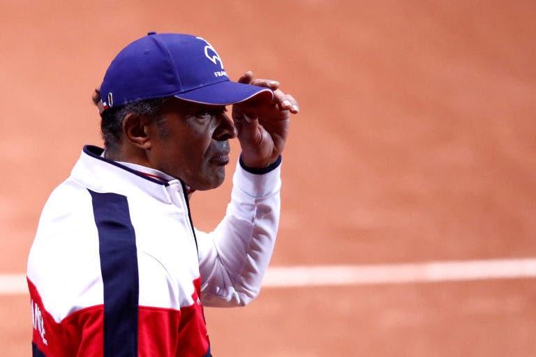 Noah: «Depois de vencer Roland Garros já não tinha a mesma motivação»