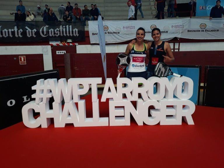 Ana Catarina Nogueira alcança enorme vitória e apura-se para a final de um torneio WPT