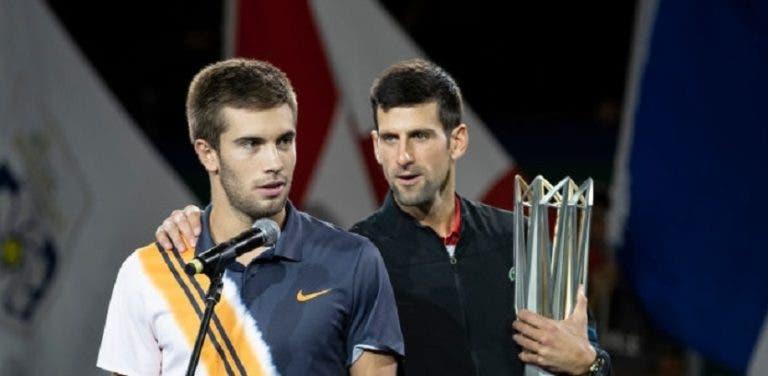 Número um croata também joga o Adria Tour 'de Djokovic'