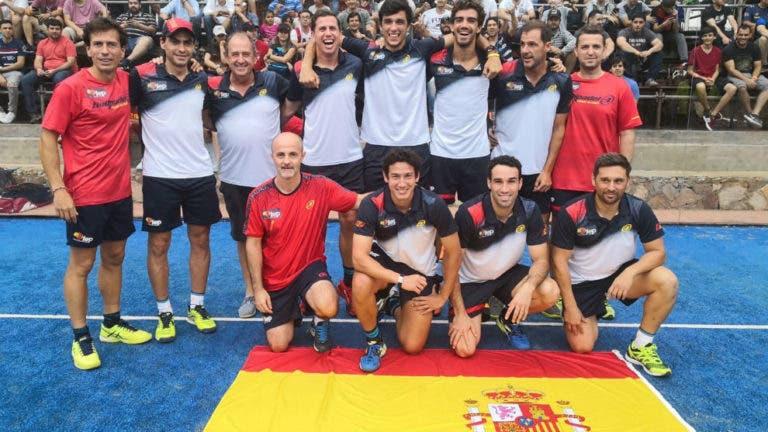 Final masculina do Mundial de padel não se disputou por decisão… dos jogadores
