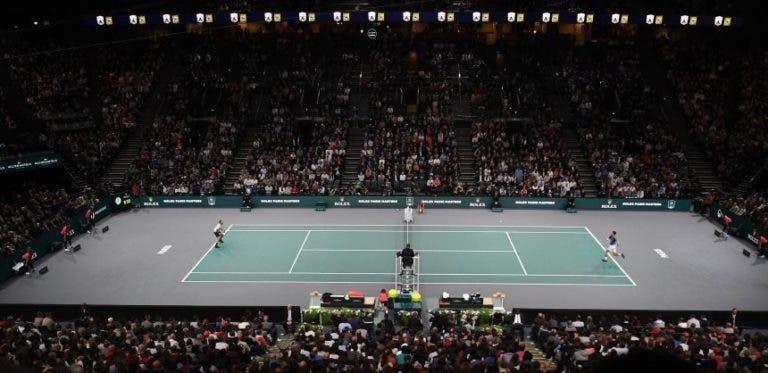 ATP Masters 1000 de Paris: eis o quadro completo com duelos de luxo