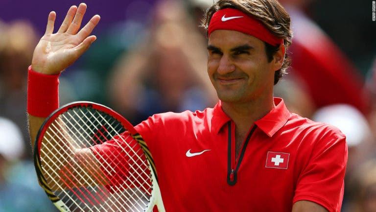 Rusedski acredita que Federer vai estar nos Jogos Olímpicos de Tóquio de 2020