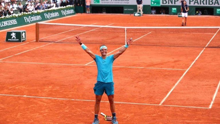 Mouratoglou: «A dúvida em Roland Garros é saber quem perde na final com o Nadal»