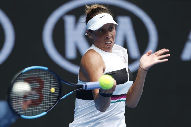 Cabeças-de-série Keys, Mertens e Hsieh seguem sem problemas para a 3.ª ronda do Australian Open