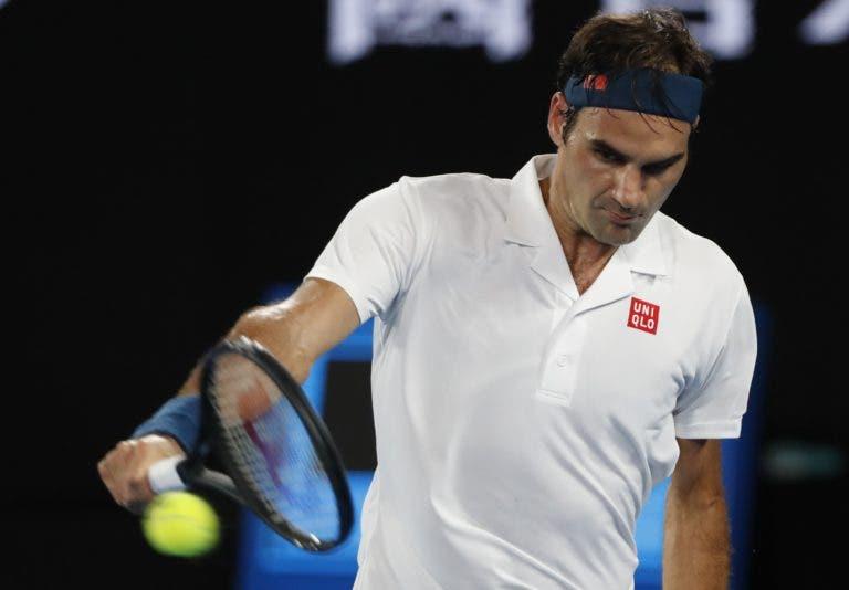 Federer recorda 'inferno' na infância: «Não era feliz»