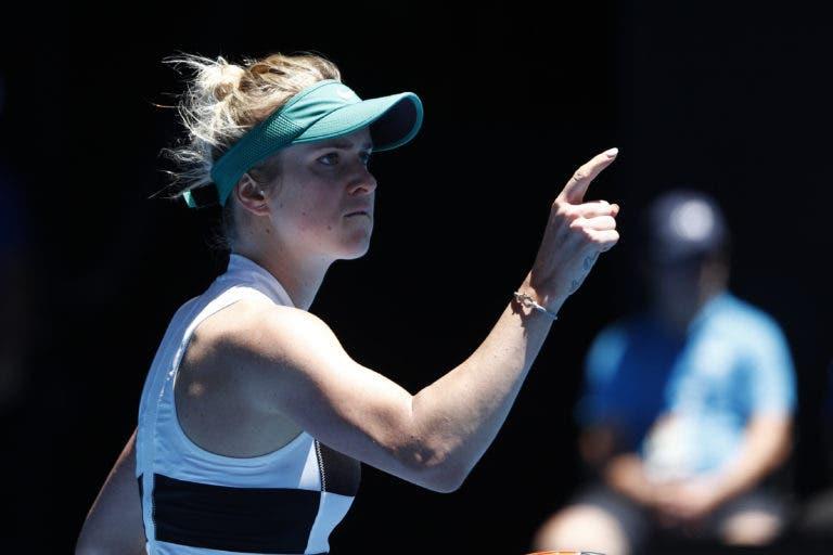 Svitolina duvida das condições do US Open: «Não são as ideais»