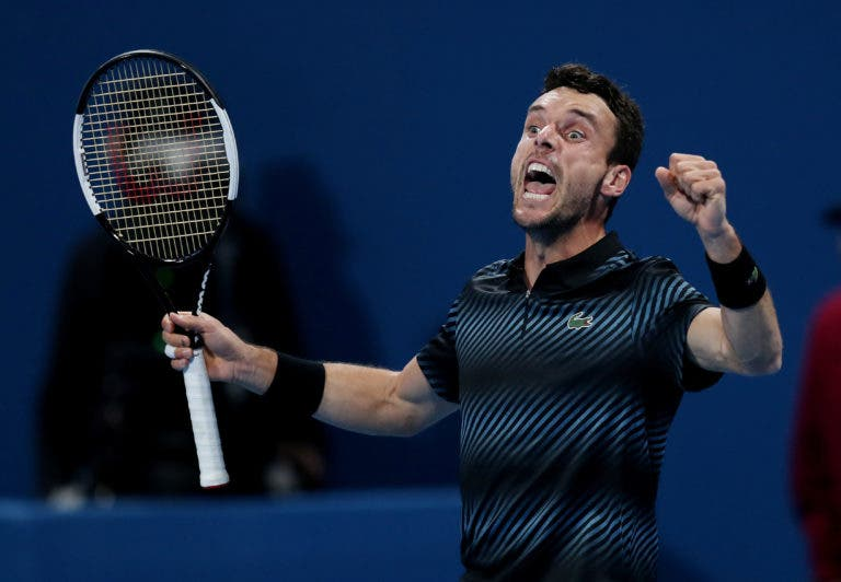 Bautista-Agut está pessimista: «É muito difícil que se jogue o US Open»