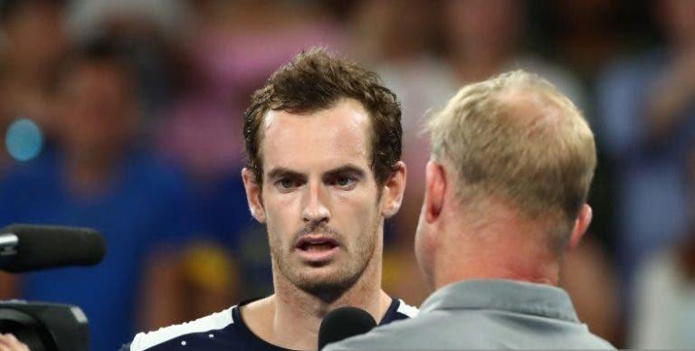 Quem é o GOAT? Andy Murray não tem dúvidas e responde
