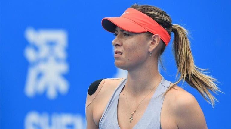 Caos na Rússia: sorteio de São Petersburgo teve de ser refeito após erros e Sharapova mudou de adversária