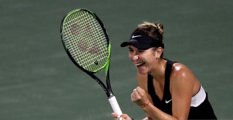Bencic segue para a final em Moscovo e garante a última vaga nas WTA Finals