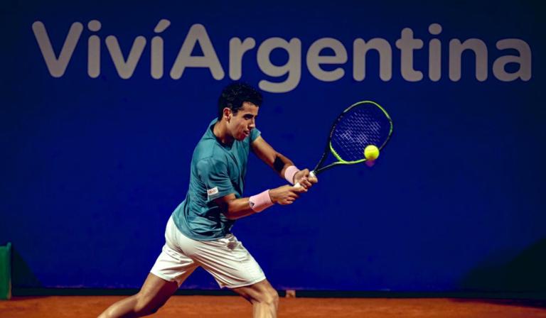 Munar elimina Fognini rumo aos 'quartos' em Buenos Aires