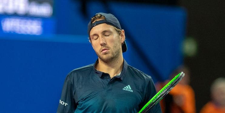 Lucas Pouille é mais uma baixa confirmada no US Open