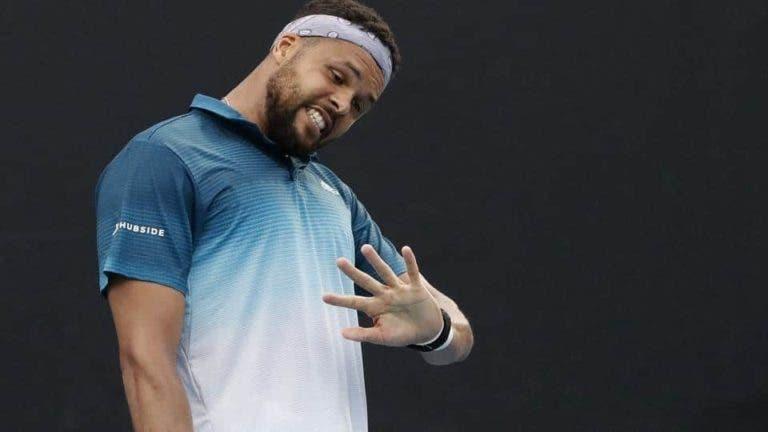 Tsonga: «Djokovic é um ser humano, tem problemas como todos»