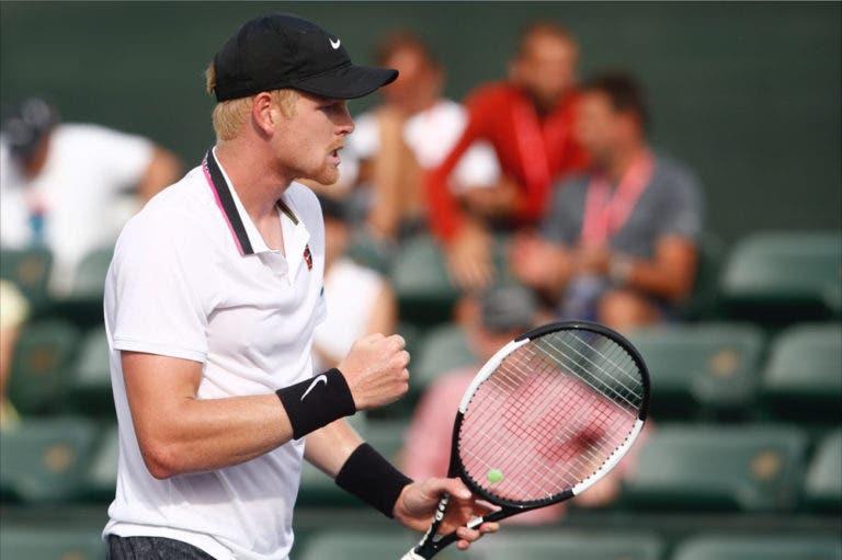 Edmund após a vitória no Challenger de Indian Wells: «Precisava de recuperar a mentalidade competitiva»
