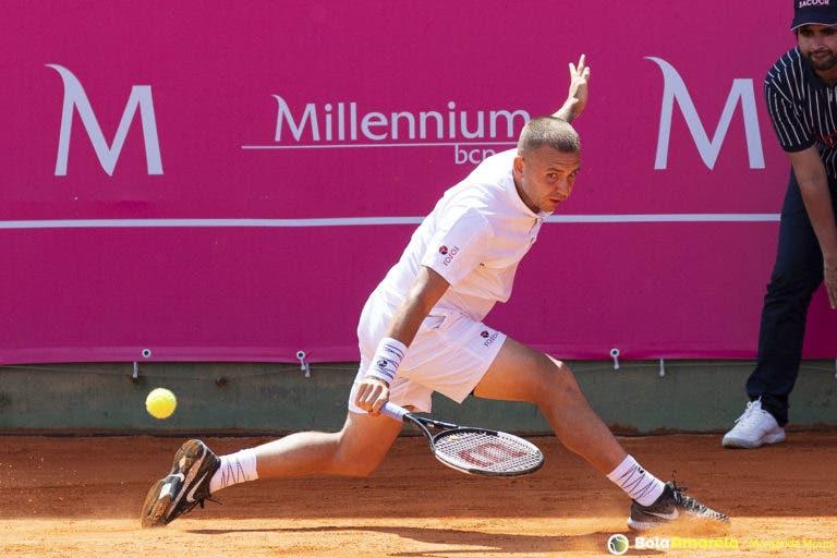 Evans: «Ter Federer e Nadal a jogar a final do US Open num estádio vazio seria estranho»