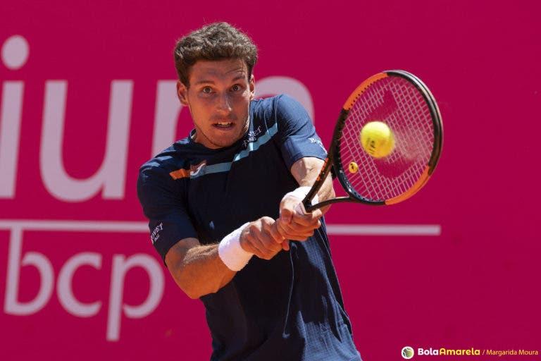 Carreno-Busta: «Acho difícil que o ténis regresse para o US Open»