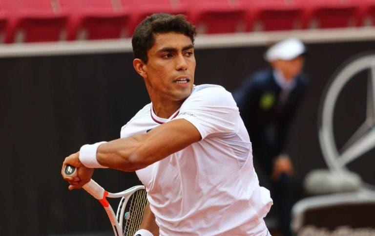 Thiago Monteiro eliminado por 202.º ATP na segunda ronda em Orlando