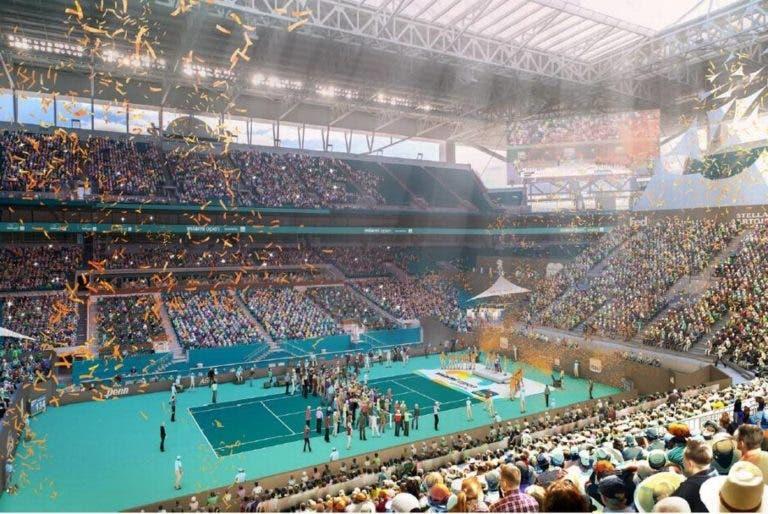 Miami Open contradiz rumores e anuncia público recorde