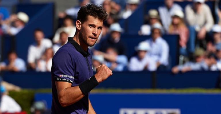Thiem 'troca' Nadal por Djokovic na semana que antecede o Millennium Estoril Open
