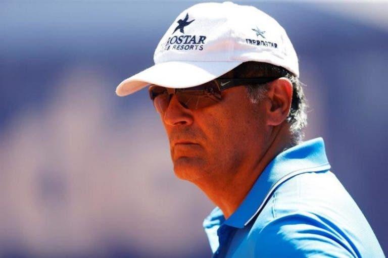 Toni Nadal 'provoca' Ivanisevic: «Disse que Djokovic estava pronto, mas afinal não»