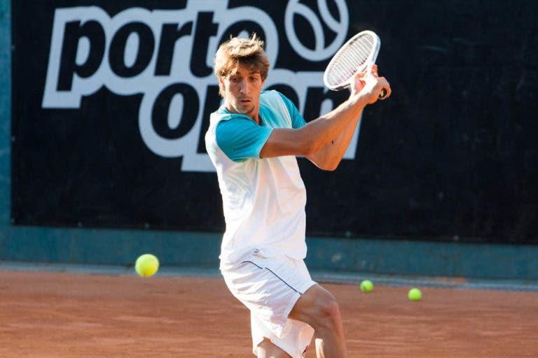 Felipe Meligeni não resiste e falha lugar no quadro principal de Roland Garros