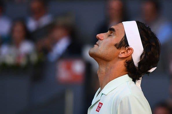 Federer após derrota em Madrid: «Perder um encontro após ter match-points é o pior»