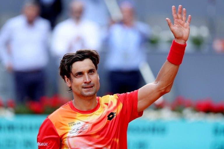 Ferrer: «Esta paragem pode ser benéfica para Federer, Nadal e Djokovic»