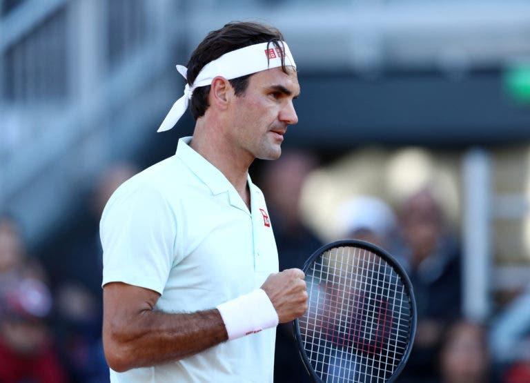 Henin desfaz-se em elogios para Federer: «É muito inteligente, toma grandes decisões e isso fá-lo especial»
