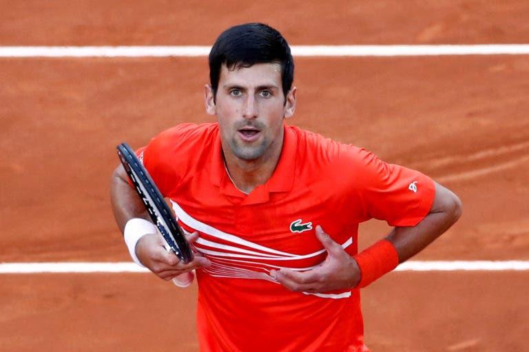 Djokovic já disse aos colegas que torneio de Madrid deve ser cancelado