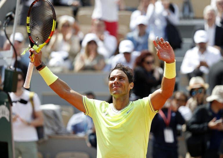 Wilander: «Se Nadal vence Roland Garros pode sonhar em chegar aos 20 Grand Slams do Federer»