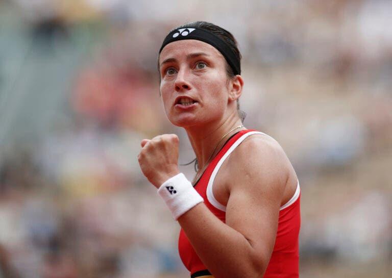 Sevastova salva cinco match points e vence batalha épica com 11-9 no 3.º set rumo aos oitavos em Roland Garros
