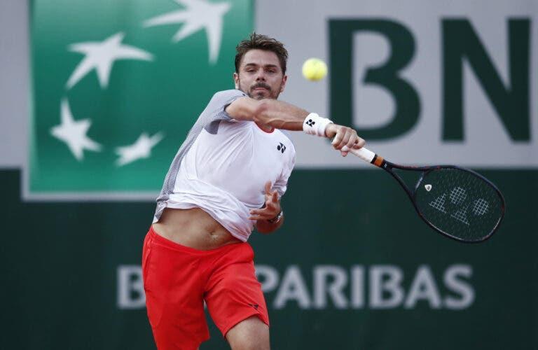 [VÍDEO] Há cinco anos, Wawrinka foi 'rei' em Roland Garros