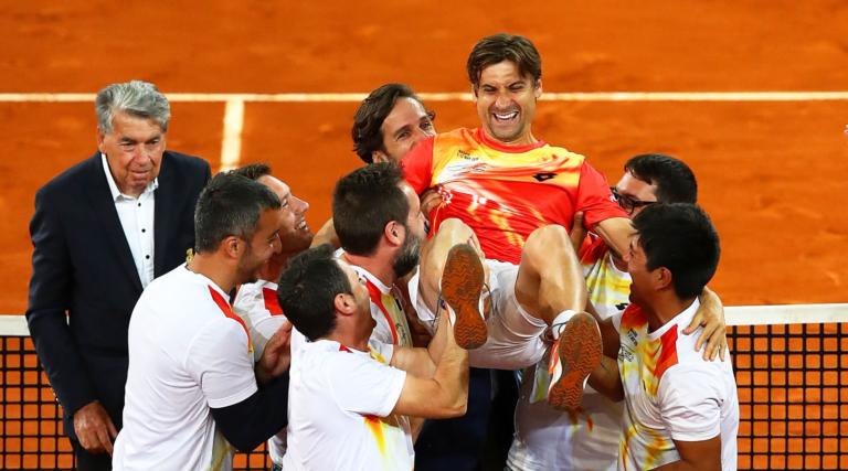 [VÍDEO] Há precisamente um ano, David Ferrer jogou o seu último encontro