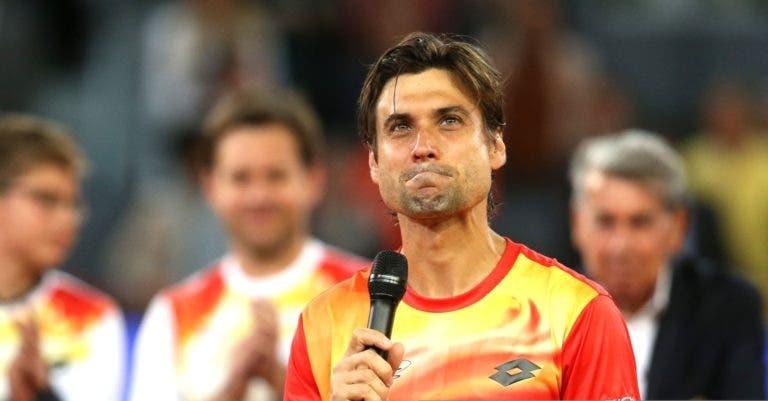 David Ferrer é o novo diretor do ATP 500 de Barcelona