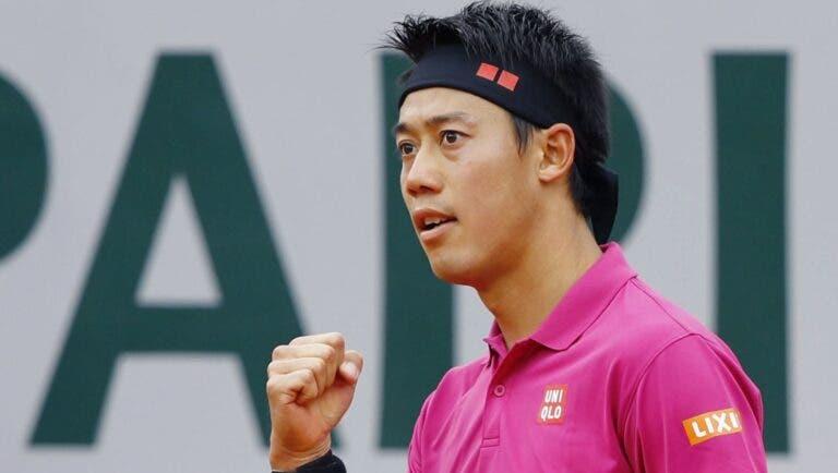 Nishikori anuncia calendário para o início de 2021 com muitos torneios