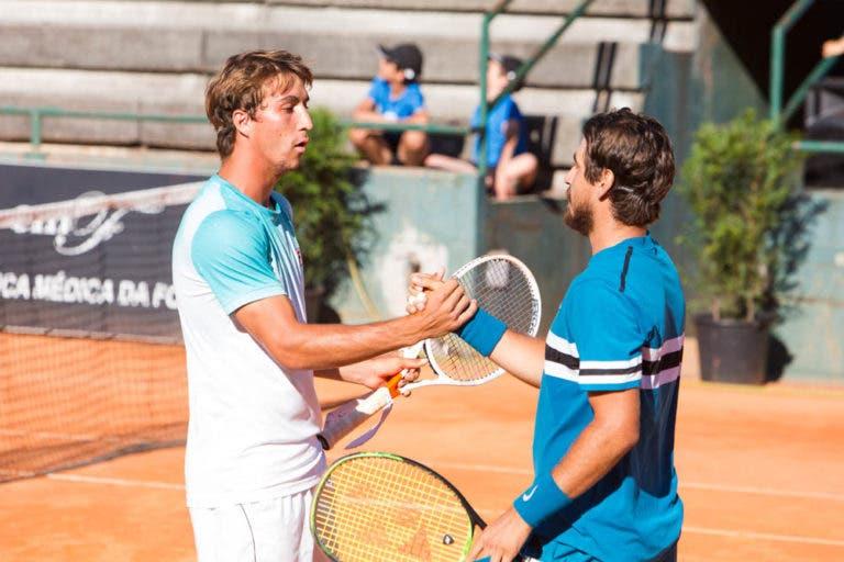 Felipe Meligeni e Orlando Luz vice-campeões de pares em Segóvia