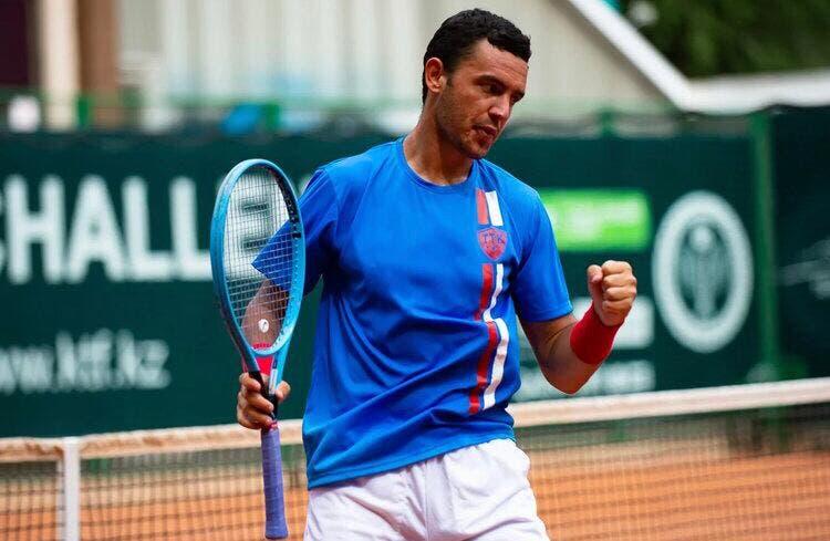 CAMPEÃO! Gonçalo Oliveira conquista em Santiago o 34 título da carreira em pares
