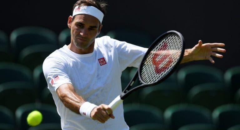 Rusedski: «Federer tem uma ligeira vantagem para ganhar Wimbledon»