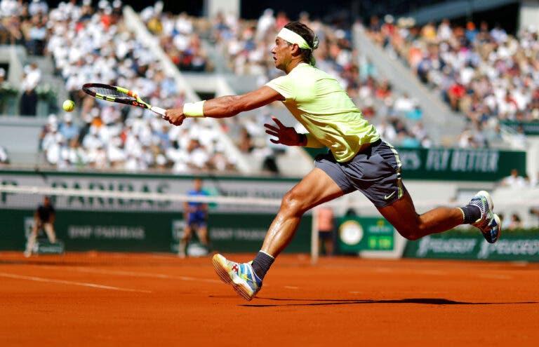 Nadal e Federer explicam as diferenças de jogar no Phillipe Chatrier e Suzanne Lenglen