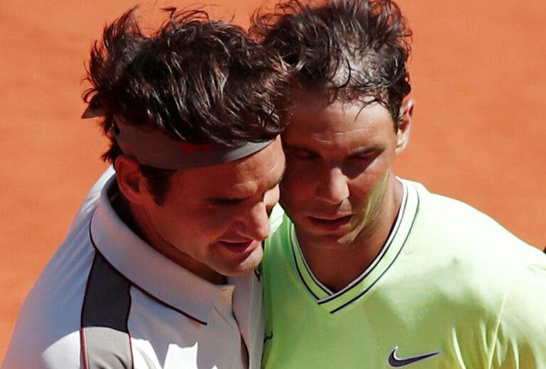 Nadal ou Federer? Simona Halep (tenta) escolher o melhor