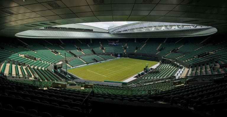 Wimbledon vai mesmo acontecer em 2021, resta saber de que forma e há três opções
