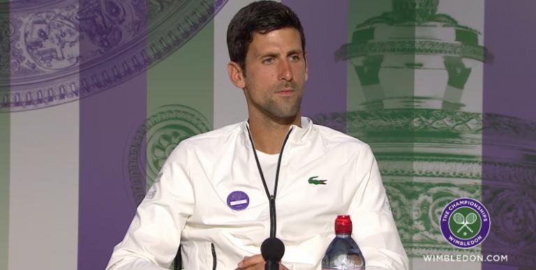 Djokovic e o jogo de Osaka no Court 10: «É número 1 do mundo, merecia estar nos campos mais importantes»