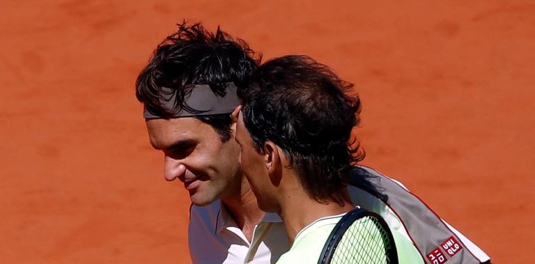 Nadal retribui palavras de Federer: «Para mim, significa muito esta relação que temos»