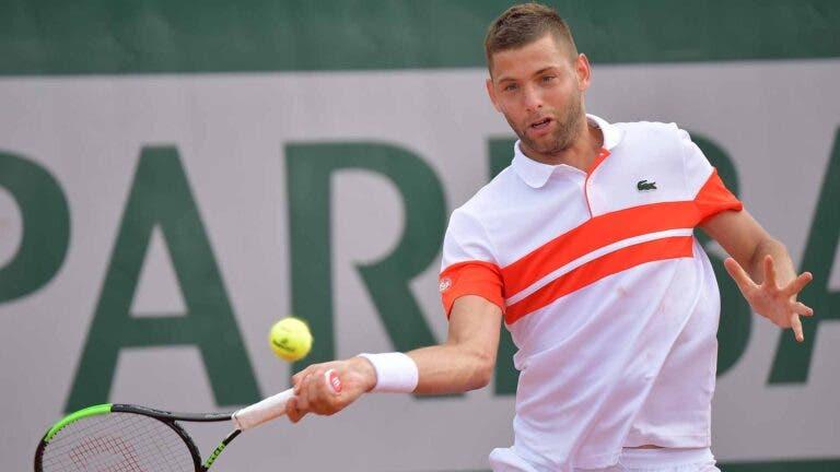 Krajinovic: «Se o US Open for cancelado, só volta a haver ténis em 2021»
