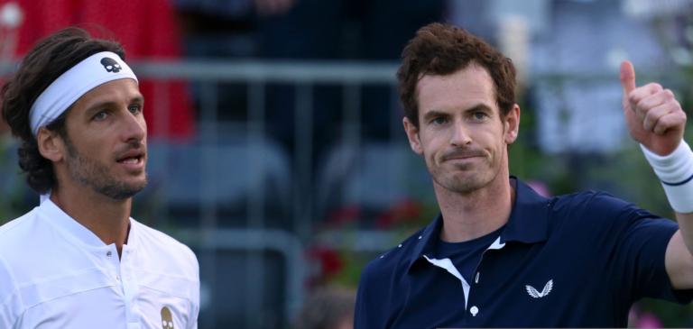 Conto de fadas… a dobrar: Murray/López campeões de pares em Londres