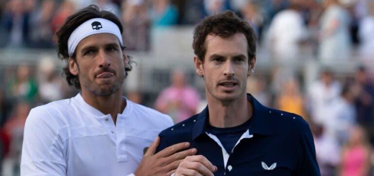 Andy Murray e Feliciano López vergam Marcelo Melo e Kubot rumo aos «oitavos» de pares em Montréal