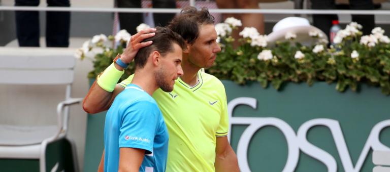 Thiem: «Ganhar Roland Garros é um objetivo há anos, mas tive pouca sorte em coincidir com o Nadal»
