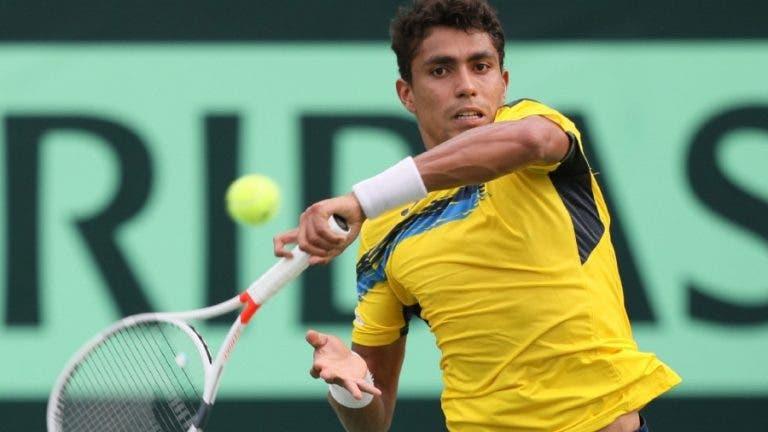 Thiago Monteiro e Wild com vida difícil na 1.ª ronda do US Open