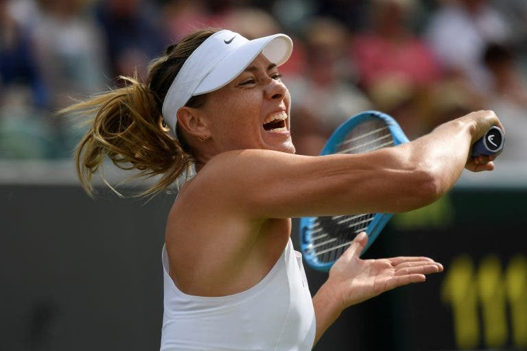 Sharapova perde e falha duelo com Ash Barty nos 'oitavos' em Brisbane